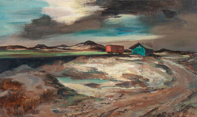 Carl Frederick Gaertner, 'Pine Point Spur', 1947