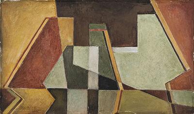 Mario Radice, 'Composizione', 1962