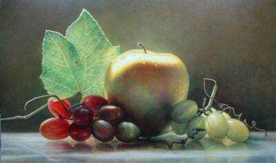 James Del Grosso, 'Bridgehampton Apple'