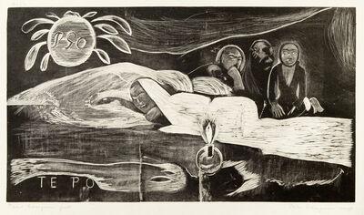 Paul Gauguin, 'Noa Noa (Fragrant Scent) Te Po (Eternal Night)', 1921