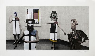 Enrique Chagoya, 'Untitled (After Yves St. Laurent)', 2016