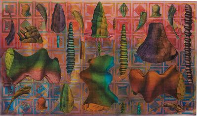 Philip Taaffe, 'Villa Urbana III', 2000-2001