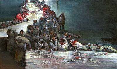 Li Hu, 'Table Series No.4', 1997