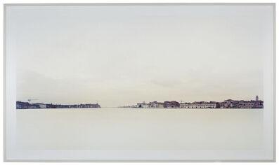 Sze Tsung Leong, 'Canale della Guidecca II, Venezia, from Horizons', 2007