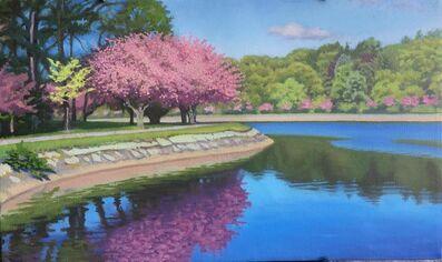 Ed Stitt, 'Spring Reservoir Trees', 2016-2017
