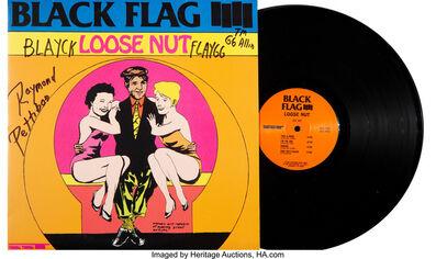 Raymond Pettibon X Black Flag, 'Loose Nut', 1985