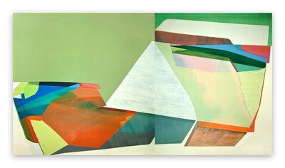 Susan Cantrick, 'sbc 194 (Abstract painting)', 2015