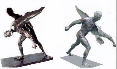 Arman, 'Le Gladiateur Borghese ', 1999