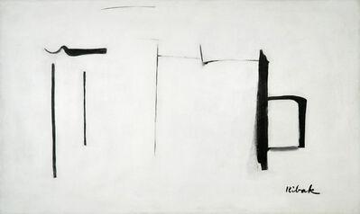 Louis Ribak, 'Winter Structure'
