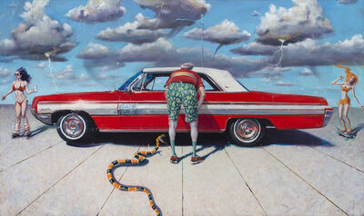 David FeBland, 'Aspirational', 2020