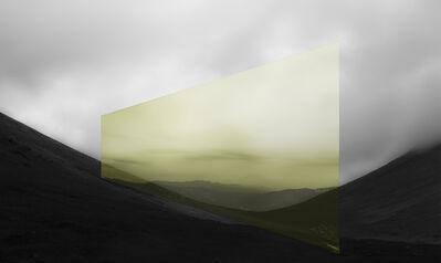 Isabel Fuentes, 'Cross_border Landscape II', 2017