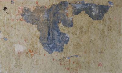 Gian Maria Tosatti, '5_I fondamenti della luce - archeologia  (intonaco 5)', 2016