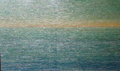 Kim Duck Yong, 'The sea', 2016