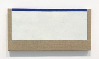 Sharon Brant, 'Light Blue, Dark Blue ', 2017
