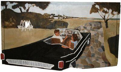 Miguel Herrera Zorrilla, 'John rumbo a la playa'