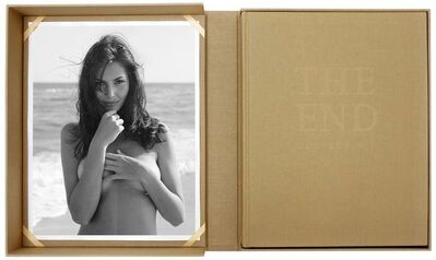 """Michael Dweck, 'The End: Montauk, NY 10th Anniversary Art Edition with """"Lilla"""" photograph', 2015"""