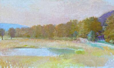 Wolf Kahn, 'Whetstone Valley II', 1983