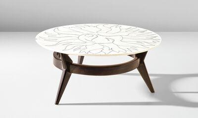 Ico Parisi, 'Rare low table', circa 1952