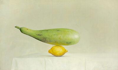 Ahmad Zakii Anwar, 'Bottle Gourd and Lemon', 2015