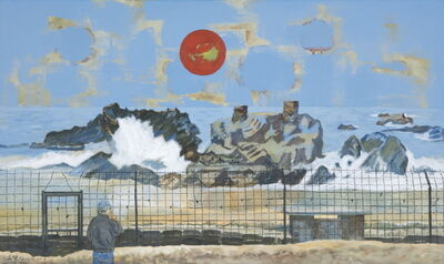 Jang Sup Son, 'Security Fence of Eastern Coast and the Sunrise', 2006-2009