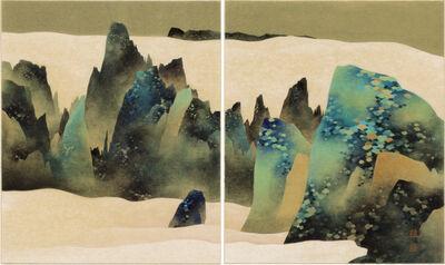 Chan Keng Tin 陳鏡田, 'Endless Scent No. 3', 2017