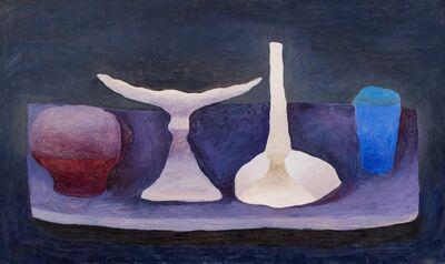 Toti Scialoja, 'Still life', 1951