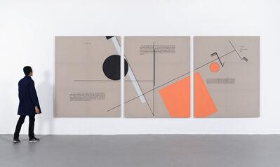 Jose Dávila, 'A Great Window Against The Sky', 2016
