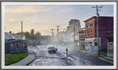 Gregory Crewdson, 'Starkfield Lane', 2018-2019