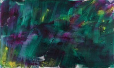 Herbert Brandl, 'Ohne Titel', 2017