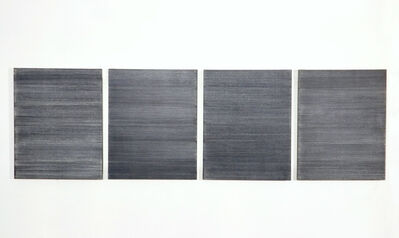 Marthe Wéry, 'Serie lignée', 1974