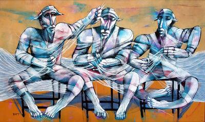 Saad Yagan, 'Fisherman', 2014