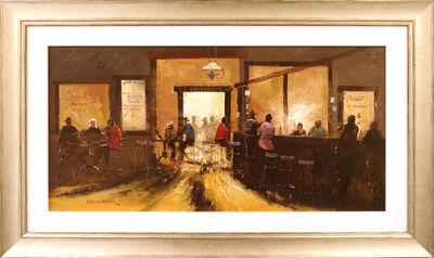 Colin Parker, 'The Pub Rules', 2018