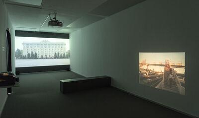 Mykola Ridnyi, 'Regular places', 2014-2015