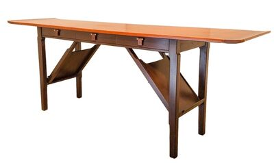 Edward Wormley, 'Library Table Model 5738', 1907-1995