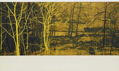 Andrew Mackenzie, 'Clearing (Flood Wall)', 2021