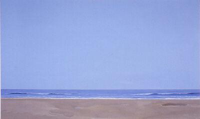 Brian Calvin, 'Almost Golden', 2003