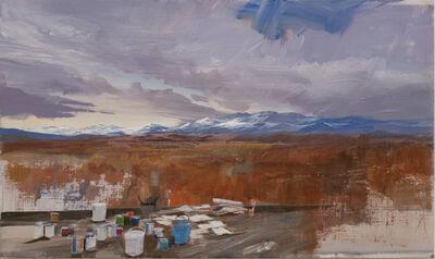Adam Cvijanovic, 'Studio Landscape', 2012