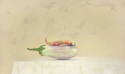 Ahmad Zakii Anwar, 'Brinjal and Chilli', 2015
