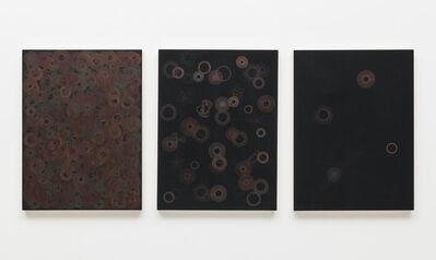 Carlos Nunes, '555 drawings (triptych)', 2020
