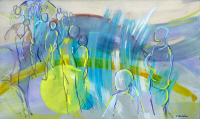 Evelyne Ballestra, 'The Way of Light', 2013