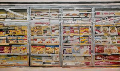 James Zamora, 'The Frozen Aisle', 2015