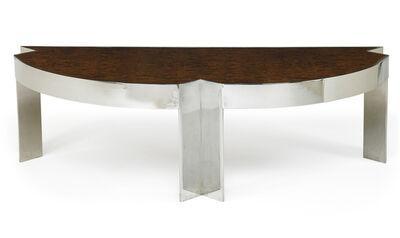 Leon Rosen, 'Mezzaluna desk', 1980s