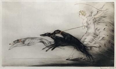 Louis Icart, 'SPEED II (VITESSE)', 1933