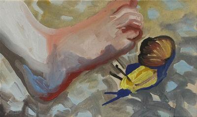 Paula Breuer, 'Schneckchen', 2021