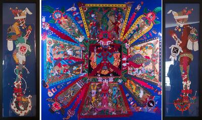 David Gremard Romero, 'Cemanahuatl (tríptico)', 2015