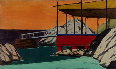 Pompeo Borra, 'Capri', 1948