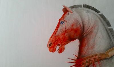 Patrick Faure, 'Centurion Horse'