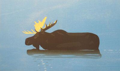 Alex Katz, 'Moose', 2013