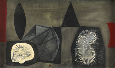 Caziel, 'Composition with Organic Forms', ca. 1955