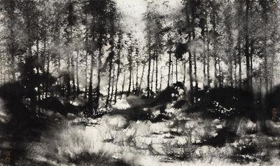 XiaoHai Zhao 赵小海, 'Dance of the Pouring Sunbeams', 2017